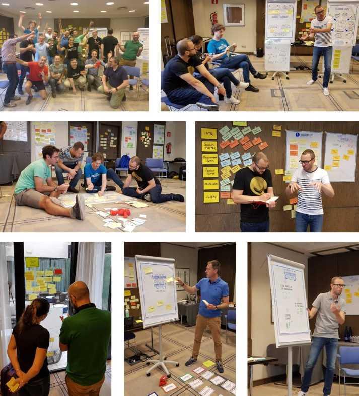 Fotos curso PSM II de Scrum.org