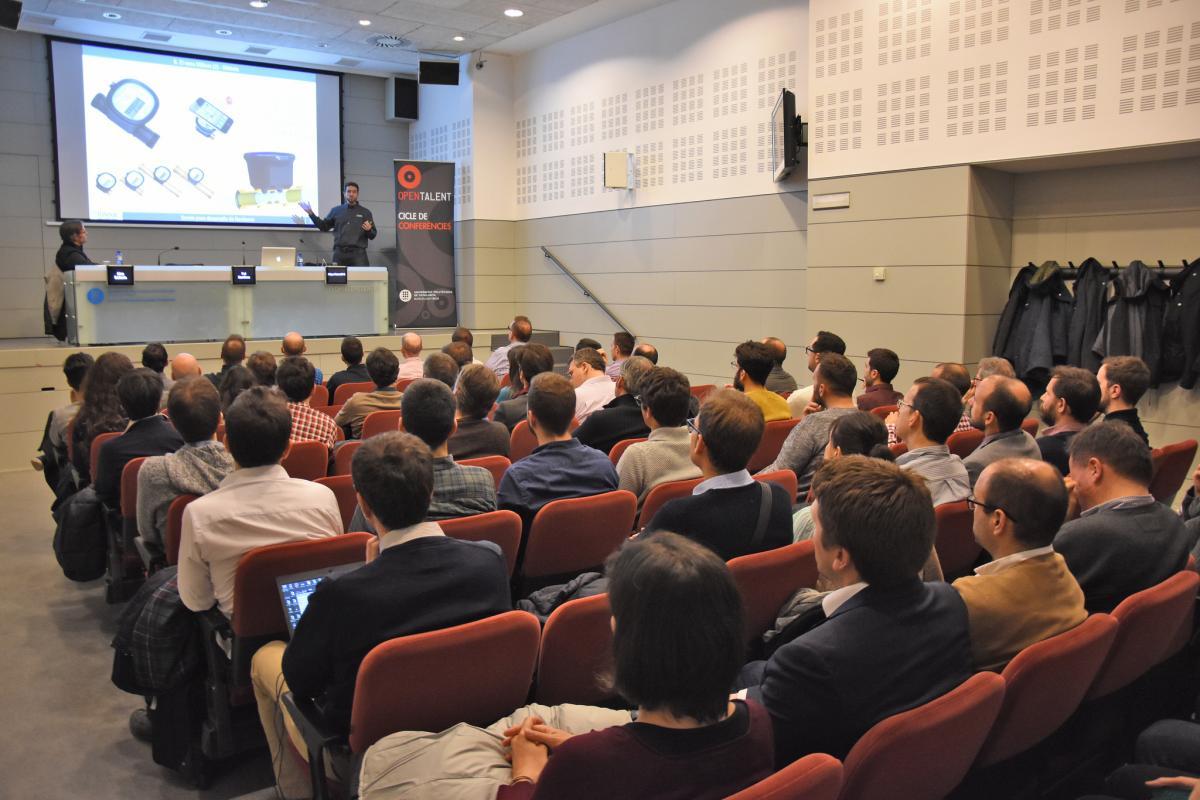 Sesión sobre organizaciones tradicionales y Agile