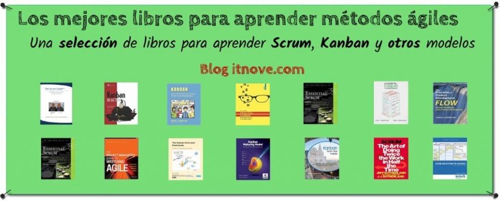 Mejores libros para aprender metodos agiles