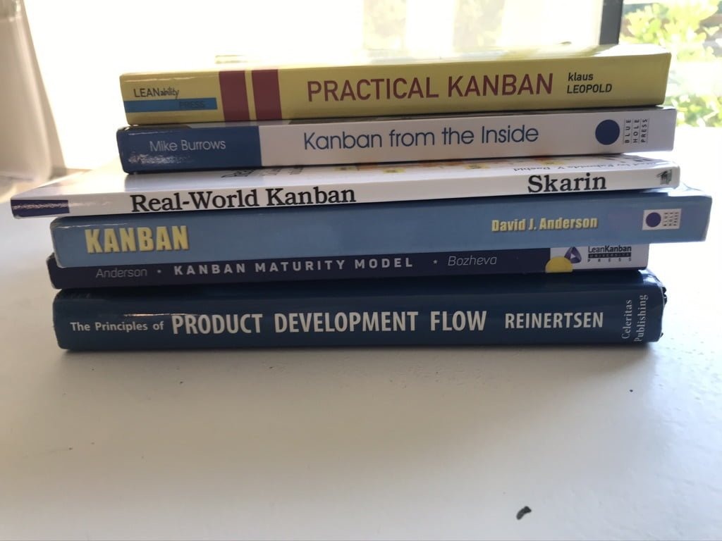 Diccionario del método Kanban