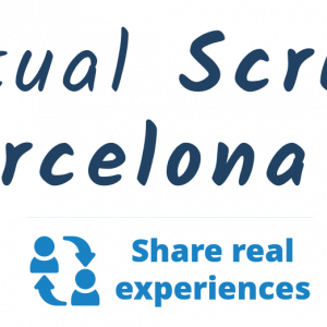 Scrumday Barcelona Logo - english