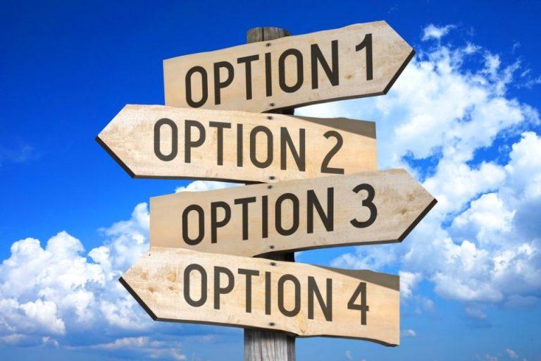 teoria de opciones kanban