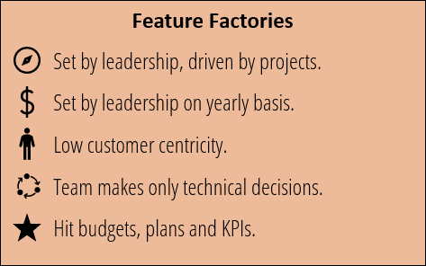 Feature Factories