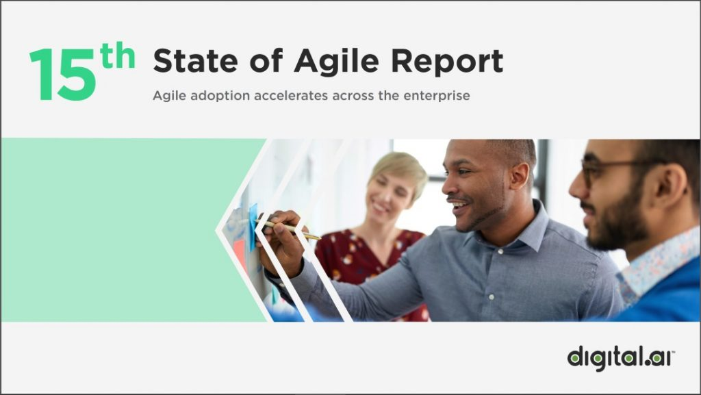 15th state of agile report