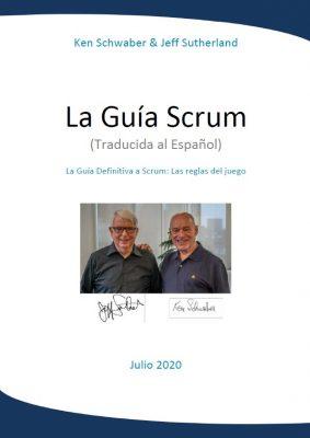 La Guia Scrum 2020 en Español formato PDF