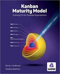 Kanban Maturity Model. David J. Anderson y Teodora Bozheva.